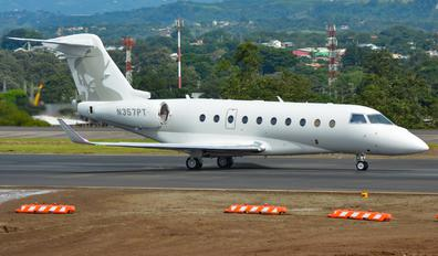 N357PT - Private Gulfstream Aerospace G280