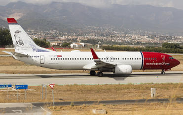 LN-NGW - Norwegian Air Shuttle Boeing 737-800