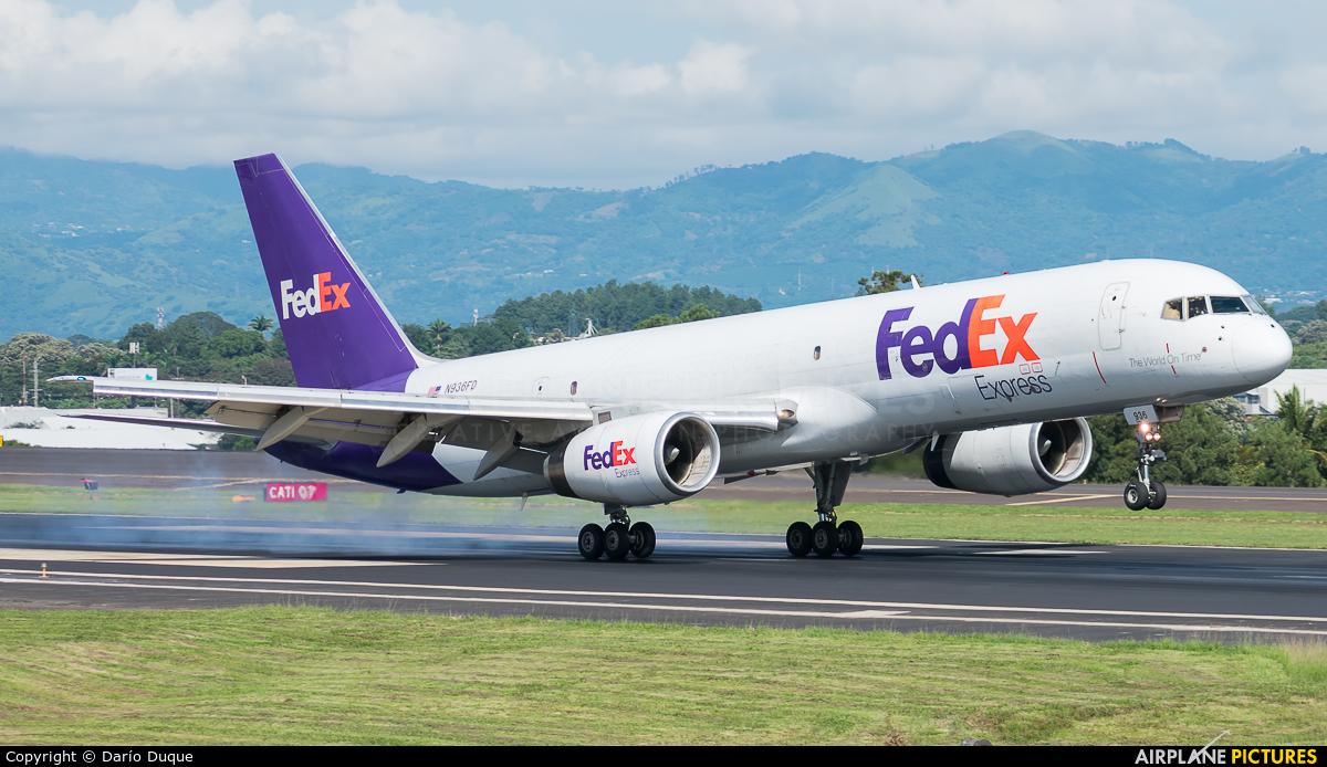 FedEx Federal Express N936FD aircraft at San Jose - Juan Santamaría Intl