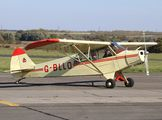 G-BLLO - Private Piper L-18 Super Cub aircraft