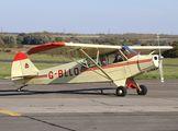 G-BLLO - Private Piper L-18 Super Cub aircraft