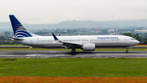 First Boeing 737 MAX 9 for Copa Airlines title=