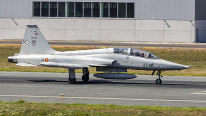 AE9-18 - Spain - Air Force Northrop F-5FM Tiger II
