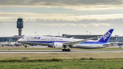 JA895A - ANA - All Nippon Airways Boeing 787-9 Dreamliner