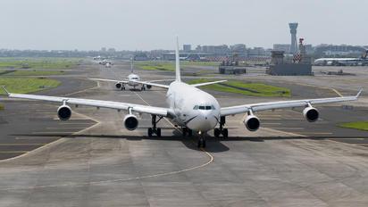 EP-APA - Iran Aseman Airbus A340-300