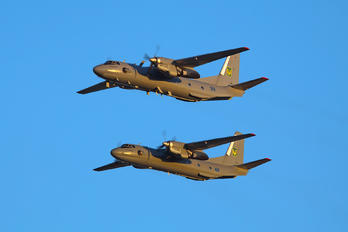 20 - Ukraine - Air Force Antonov An-26 (all models)
