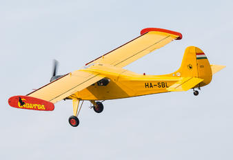 HA-SBL - Private PZL 101 Gawron
