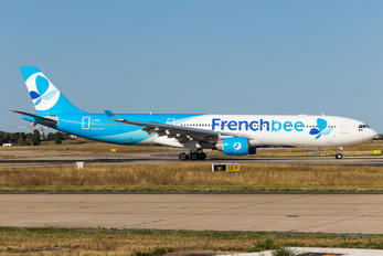 F-HPUJ - French Bee Airbus A330-300