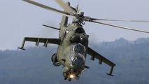 740 - Poland - Army Mil Mi-24V aircraft