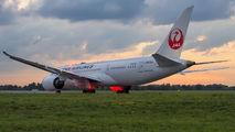 JA838J - JAL - Japan Airlines Boeing 787-8 Dreamliner aircraft
