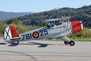 LN-ESS - Private Casa 1.131E Jungman aircraft