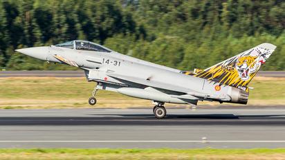 C.16-73 - Spain - Air Force Eurofighter Typhoon S