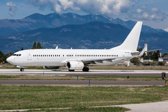 OM-FEX - Travel Service Boeing 737-800