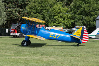 N5254B - Private Boeing Stearman, Kaydet (all models)