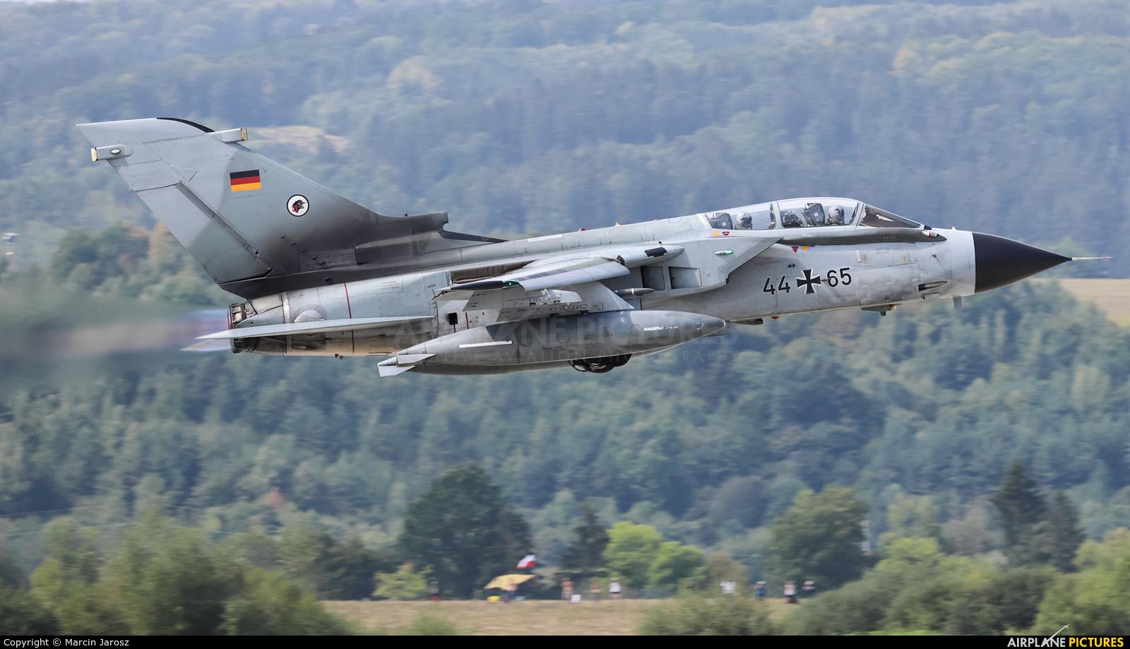 Germany - Air Force 44+65 aircraft at Sliač