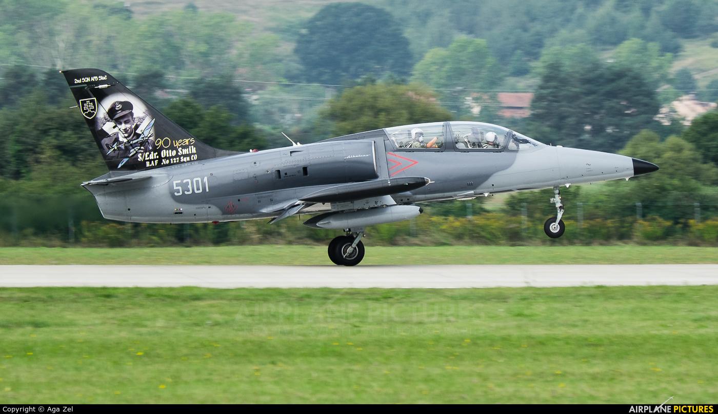 Slovakia -  Air Force 5301 aircraft at Sliač