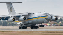 76413 - Ukraine - Air Force Ilyushin Il-76 (all models) aircraft