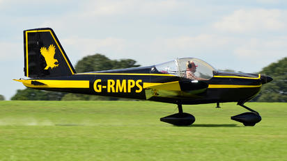 G-RMPS - Private Vans RV-12