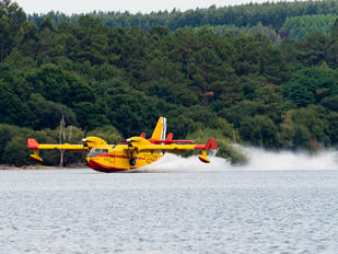 UD.13-24 - Spain - Air Force Canadair CL-215T