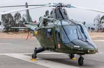 EP-343 - Peru - Army Agusta / Agusta-Bell A 109