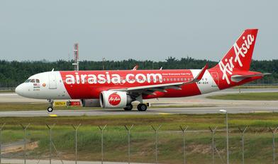 9M-AGH - AirAsia (Malaysia) Airbus A320 NEO