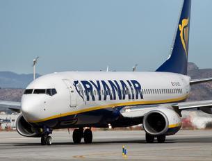EI-EXE - Ryanair Boeing 737-800
