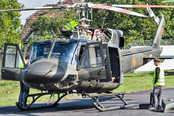 N835KB - Montenegro - Air Force Bell 412 EPi