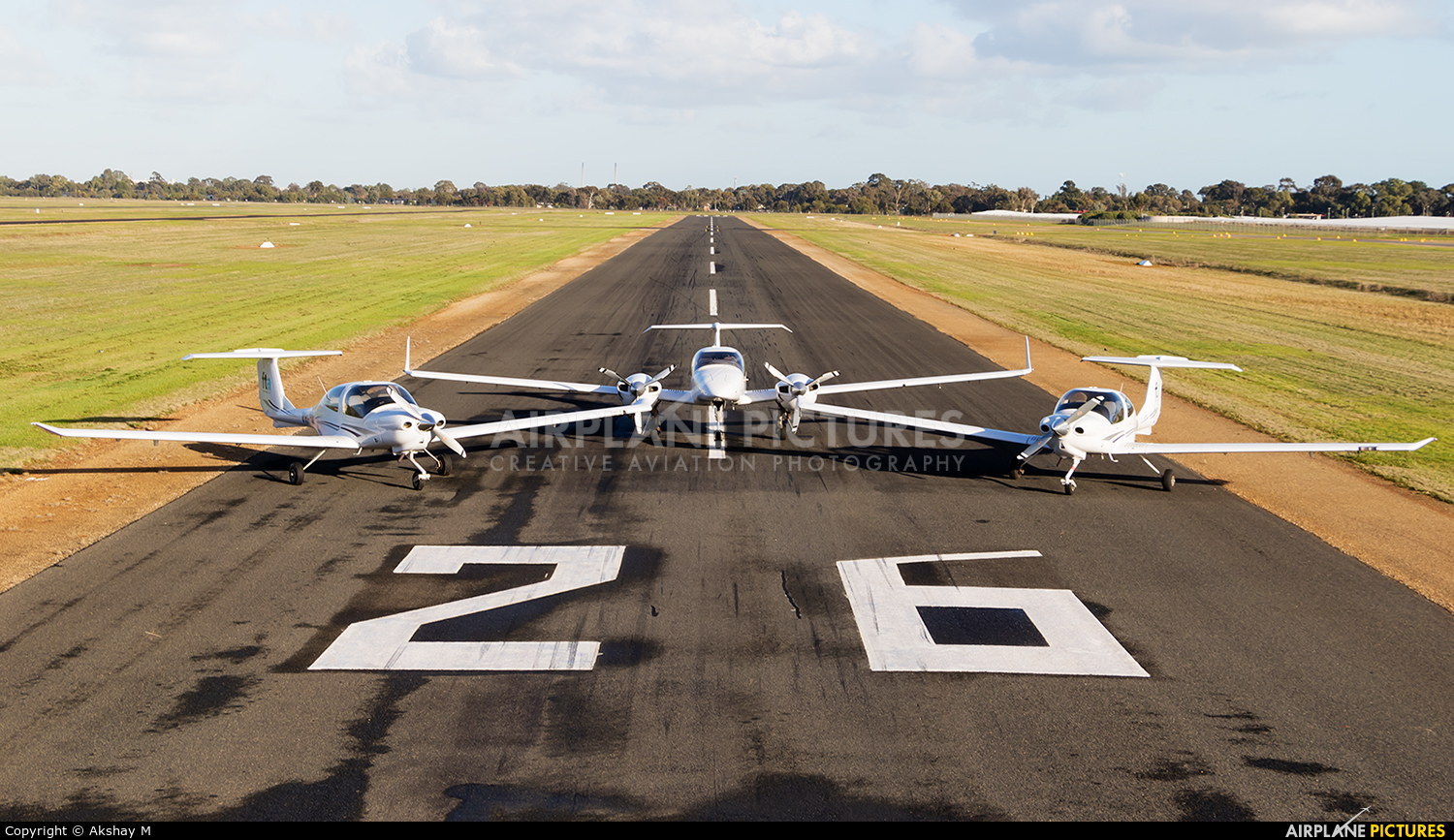 - Airport Overview YPPF aircraft at Parafield Airport, SA