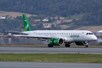 LN-WEC - Widerøe Embraer ERJ-190-E2