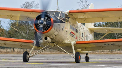 OK-GIC - Private Antonov An-2