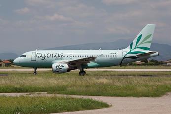 5B-DCW - Cyprus Airways Airbus A319