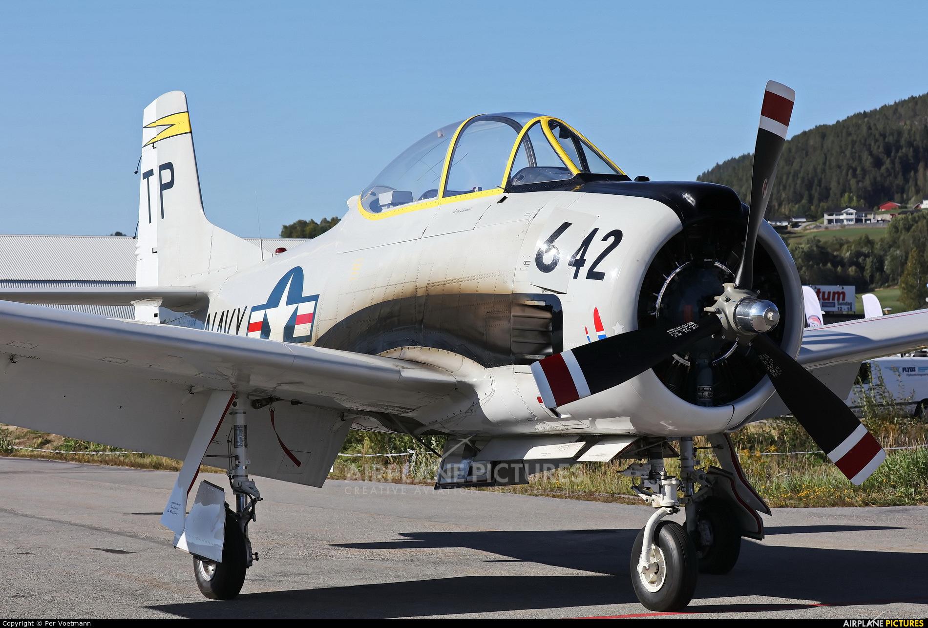 Scandinavian Aircraft AS LN-XXT aircraft at Notodden lufthavn