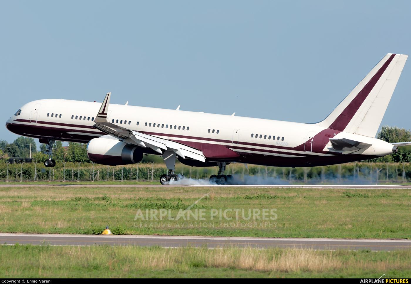 Yucaipa Companies N770BB aircraft at Verona - Villafranca