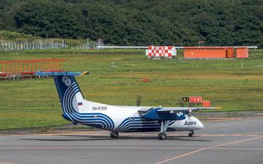 RA-67259 - Aurora de Havilland Canada DHC-8-200Q Dash 8