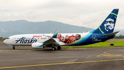 N519AS - Alaska Airlines Boeing 737-800