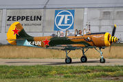 LY-FUN - Private Yakovlev Yak-52 aircraft