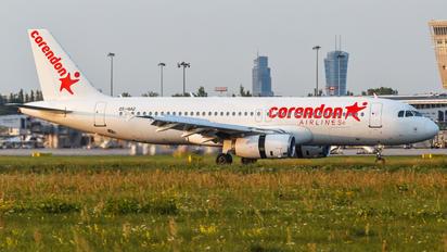 ZS-GAZ - Corendon Airlines Airbus A321