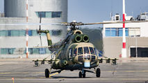 - - Ukraine - Air Force Mil Mi-8MSB aircraft