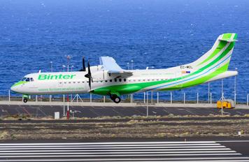 EC-MOL - Binter Canarias ATR 72 (all models)