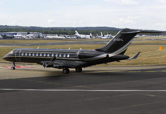 G-CEYL - Private Bombardier BD-700 Global Express
