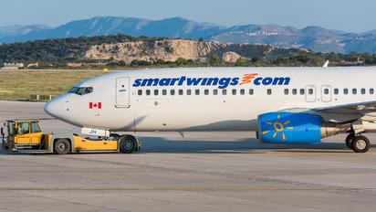 C-FTJH - SmartWings Boeing 737-800