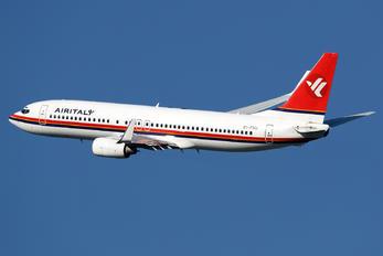 EI-FNU - Meridiana Boeing 737-800