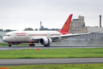VT-ANR - Air India Boeing 787-8 Dreamliner