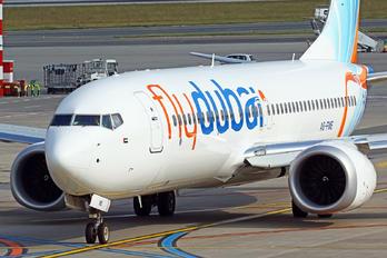 A6-FME - flyDubai Boeing 737-8 MAX