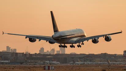 9V-SKN - Singapore Airlines Airbus A380
