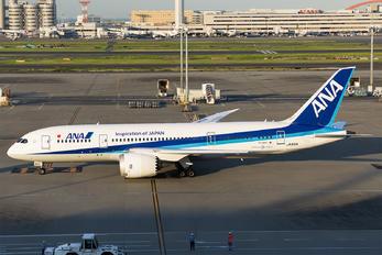 JA831A - ANA - All Nippon Airways Boeing 787-8 Dreamliner