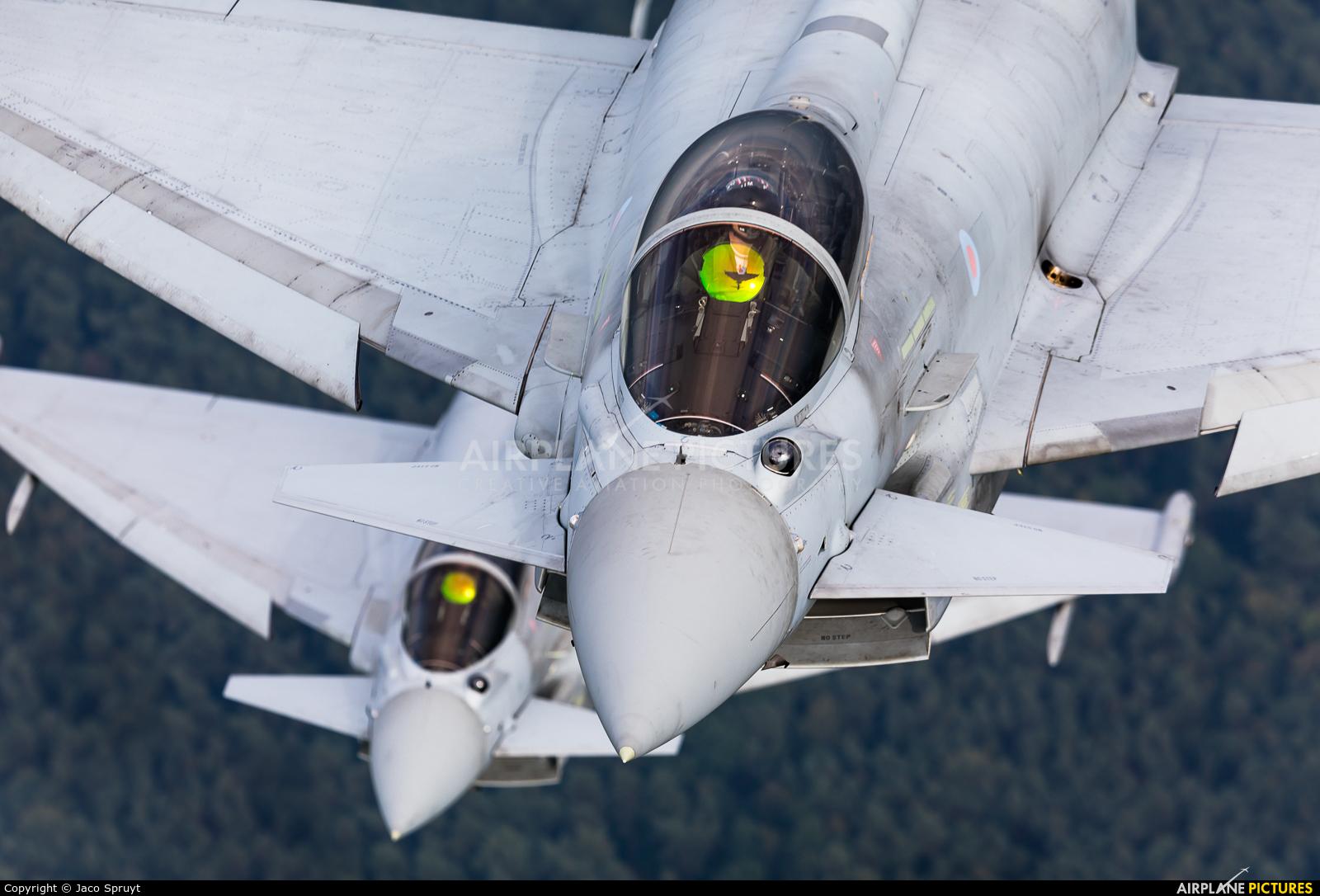 Royal Air Force ZK317 aircraft at In Flight - Belgium