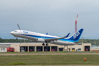 JA79AN - ANA - All Nippon Airways Boeing 737-800