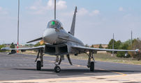 C.16-59 - Spain - Air Force Eurofighter Typhoon aircraft