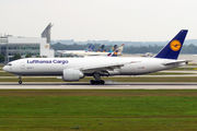 D-ALFE - Lufthansa Cargo Boeing 777F aircraft